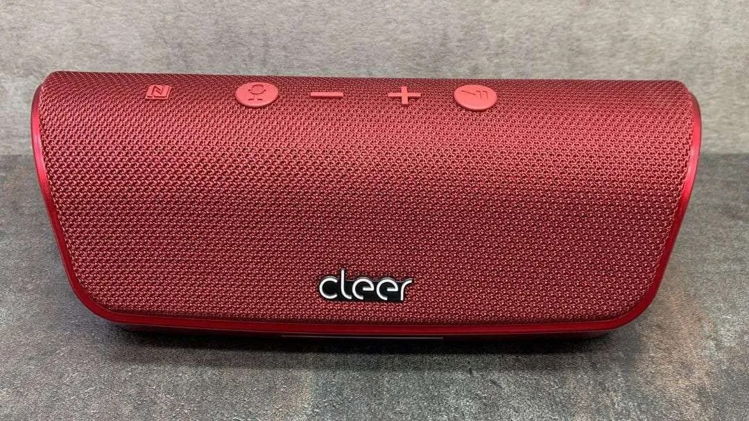 Cleer Stage Alexa Enabled Portable Bluetooth Speaker REVIEW Be in the Moment