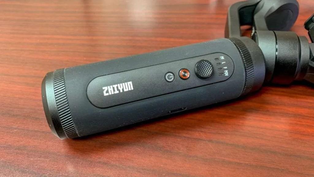 Zhiyun SMOOTH-Q2 Smartphone Gimbal REVIEW
