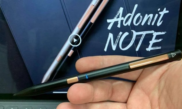 Adonit Note REVIEW Digital Stylus for iPad Pro 2018 and newer