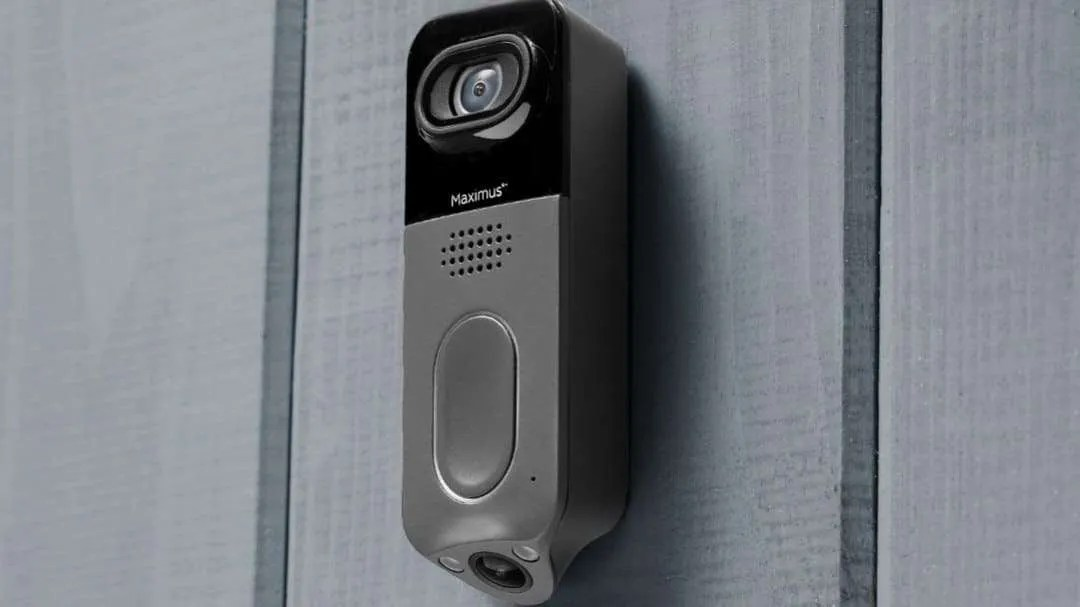 Maximus Announces Availability of Answer DualCam Video Doorbell NEWS