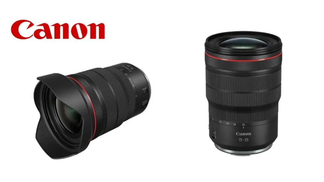 New Canon RF Mount Lenses Bring Optical Excellence to Pro and Advanced Amateur Photographers NEWS