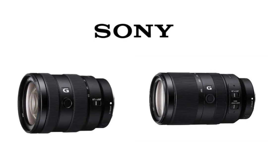 Sony Electronics Announces Two New APS-C Zoom Lenses for Versatile E-mount System NEWS