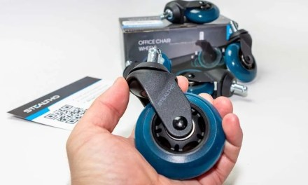 Stealtho Magic Office Chair Caster Wheels REVIEW