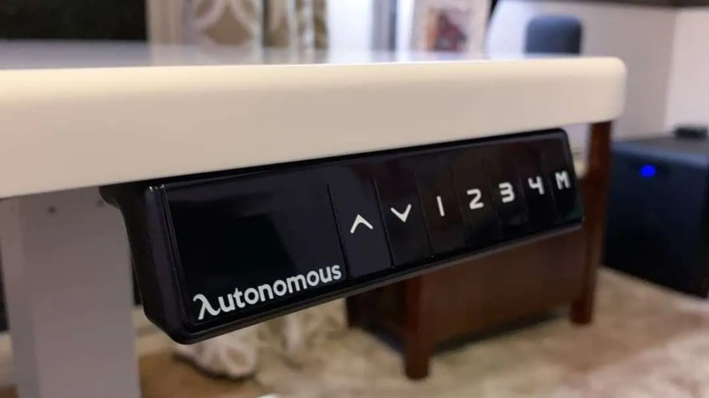 Autonomous SmartDesk 2 Home Office Edition REVIEW