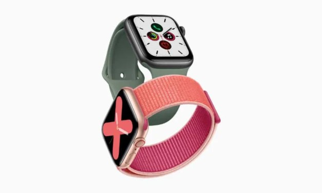 Apple unveils Apple Watch Series 5 NEWS