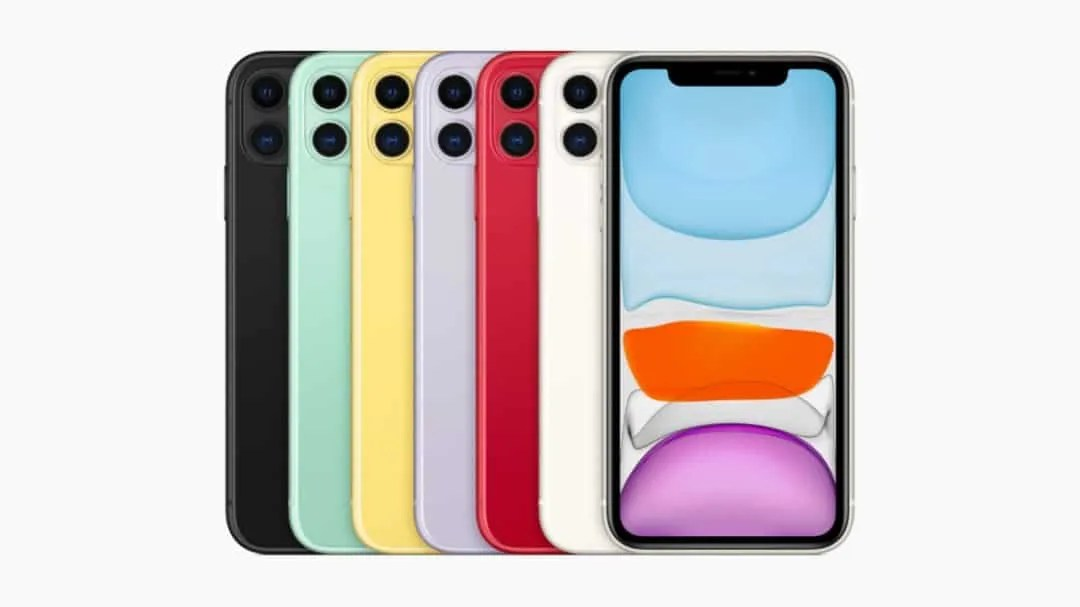 Apple Introduces iPhone 11, iPhone 11 Pro, iPhone 11 Pro Max NEWS