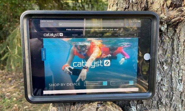 Catalyst iPad Mini 5 Waterproof Case REVIEW
