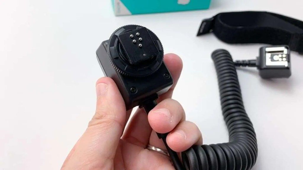 Movo FC20C Canon TTL Cord REVIEW