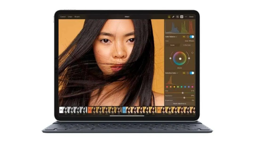 Pixelmator Photo updated with iPadOS 13 support, batch photo editing NEWS