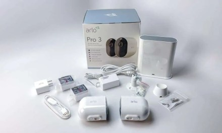 Arlo Pro 3 Security Camera System REVIEW
