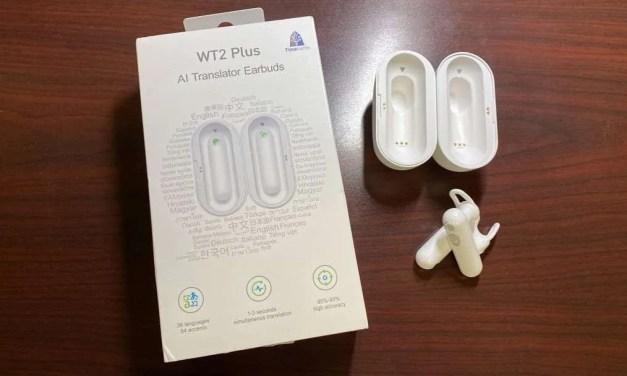 Timekettle WT2 Plus AI Translator Earbuds REVIEW