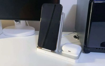 X-Doria Defense Vertical Duo Wireless Charger REVIEW