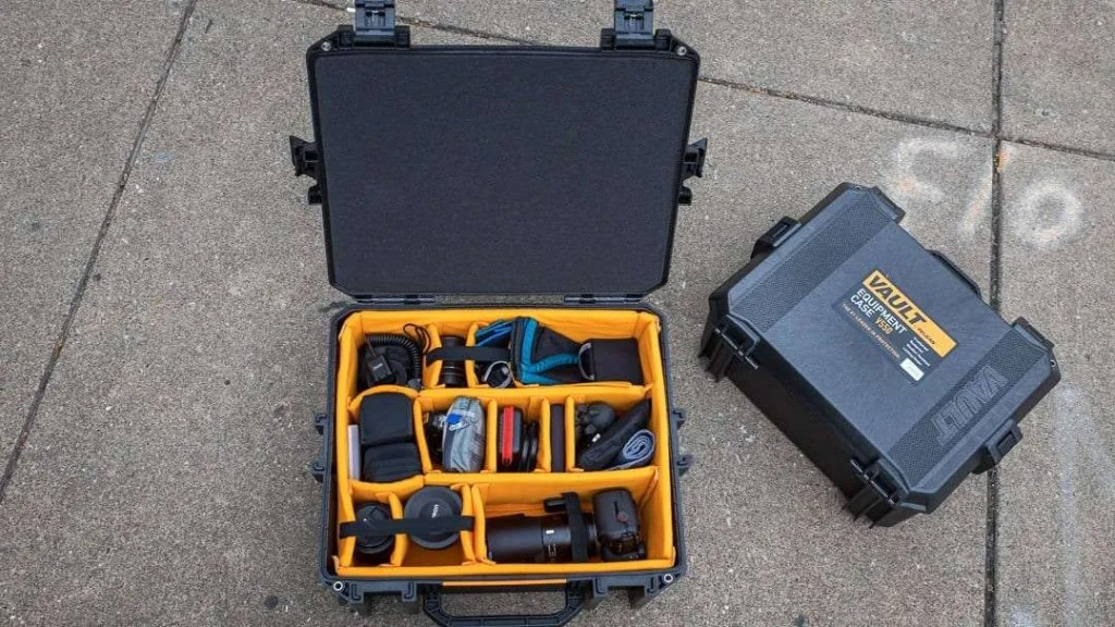 Pelican V550 and V600 Vault Photography Series Cases REVIEW