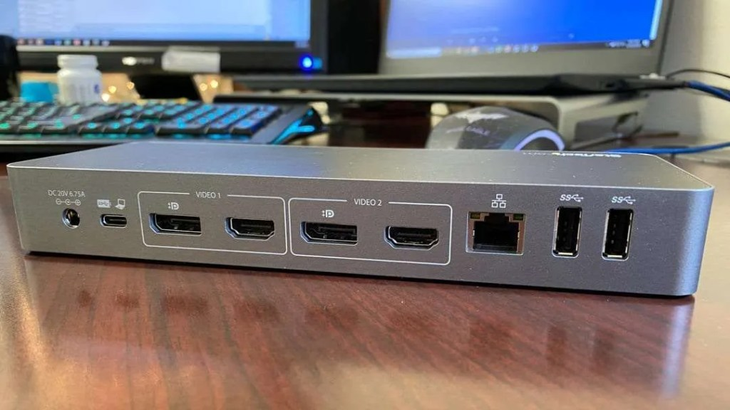 StarTech USB-C Docking Station with USB-A Laptop Compatibility REVIEW