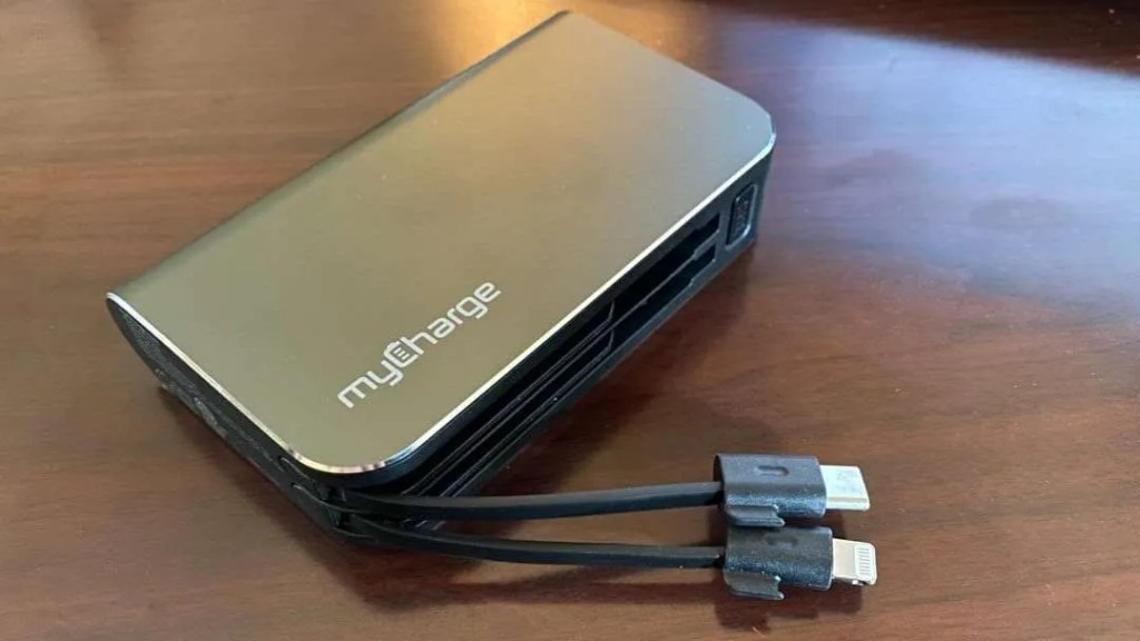 myCharge Hub Turbo Power Bank REVIEW