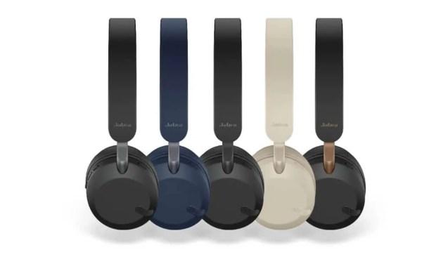 Jabra Elite 45h, Best-in-Class On-Ear Headphones Announced at CES 2020 NEWS