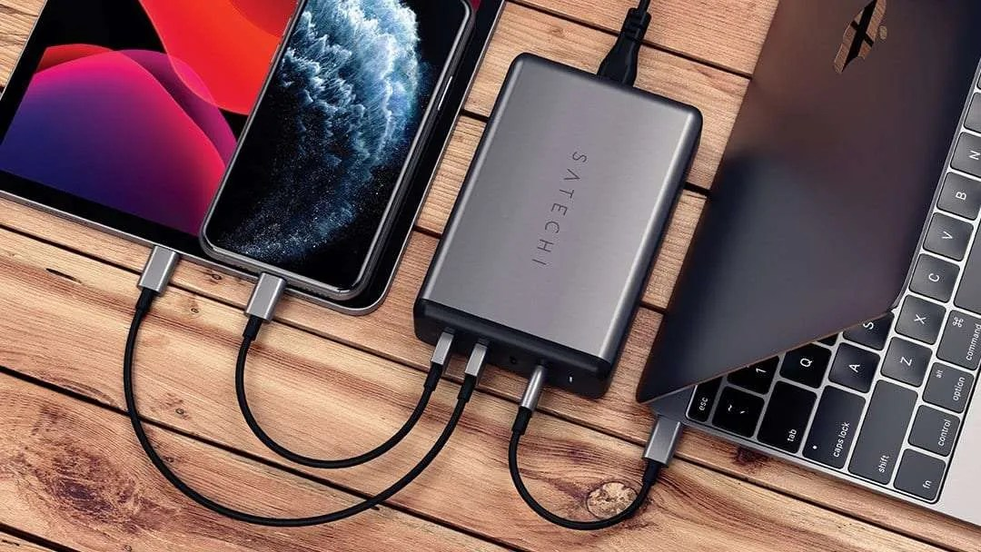 Satechi Unveils the 108W Pro USB-C PD Desktop – its Fastest, Most Powerful Travel Charger to Date, during CES 2020 NEWS