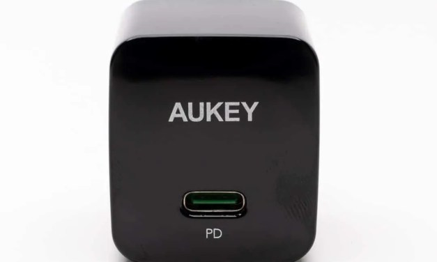 AUKEY Minima 18W PD Wall Charger REVIEW