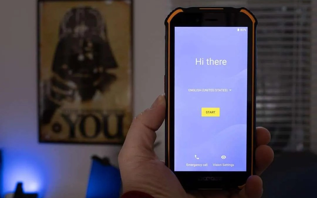 DOOGEE S40 Lite 3G Rugged Smartphone REVIEW