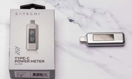 Satechi Type-C Power Meter Tester REVIEW