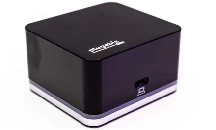 Plugable USB-C Cube Docking Station REVIEW