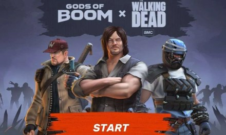 GODS OF BOOM ios Game Review