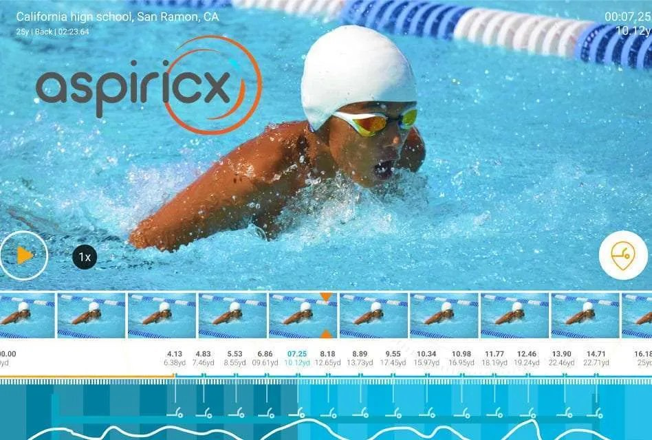 Introducing FINIS LaneVision: The World's First AI & Computer Vision Swim Training Technology