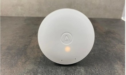 AirThings Wave mini Smart Indoor Air quality monitor review