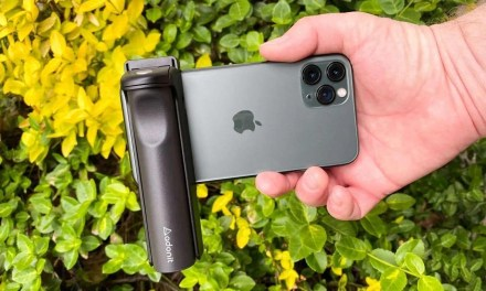 Adonit V-Grip Selfie stick for smartphones review