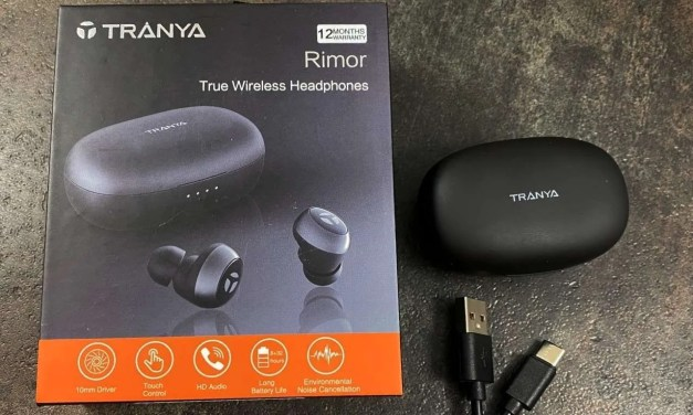 Tranya Rimor True Wireless Earbud review