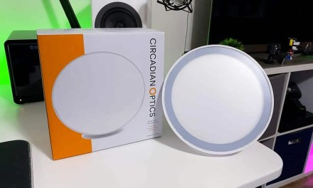 Circadian Optics  lampu edition bright light therapy lamp review