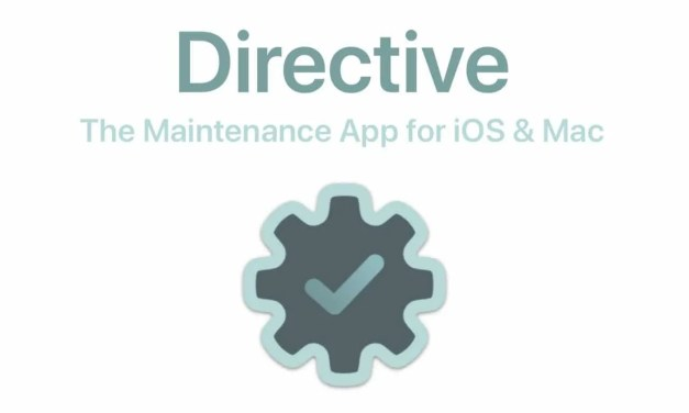 Directive Mac and iOS App REVIEW