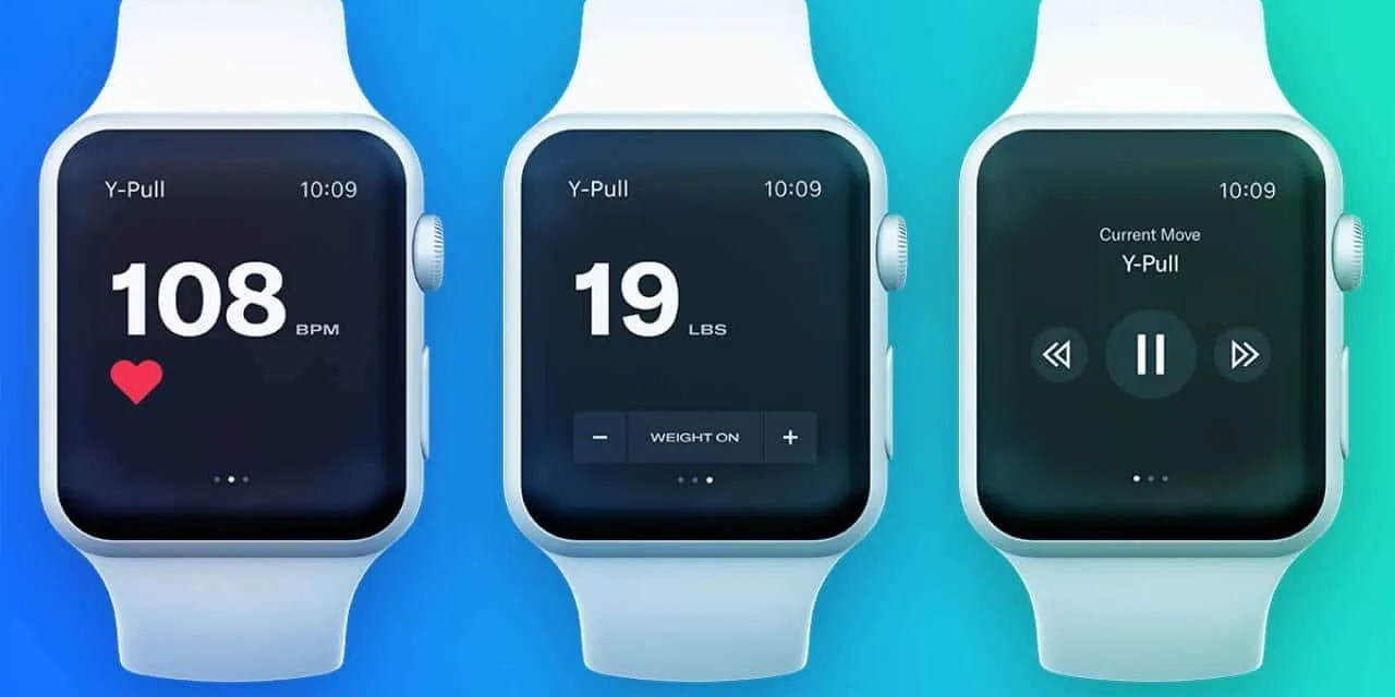 Tonal Integration with Apple Watch Now Available NEWS