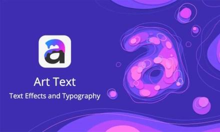 BeLight Software Releases Art Text 4 NEWS