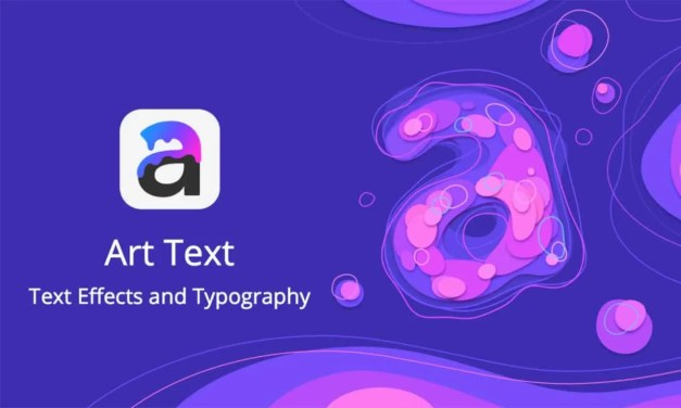 BeLight Software Releases Art Text 4 NEWS