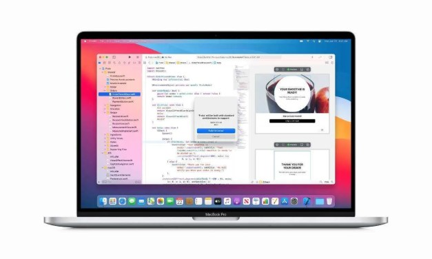 Apple announces Mac transition to Apple silicon NEWS