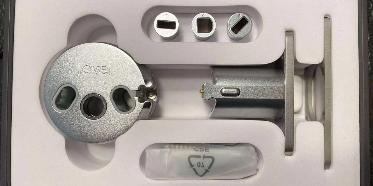 Level Lock HomeKit Smart Lock Review