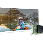 Matrox D1450 Graphics Card for High Density Output Video Walls Now Shipping