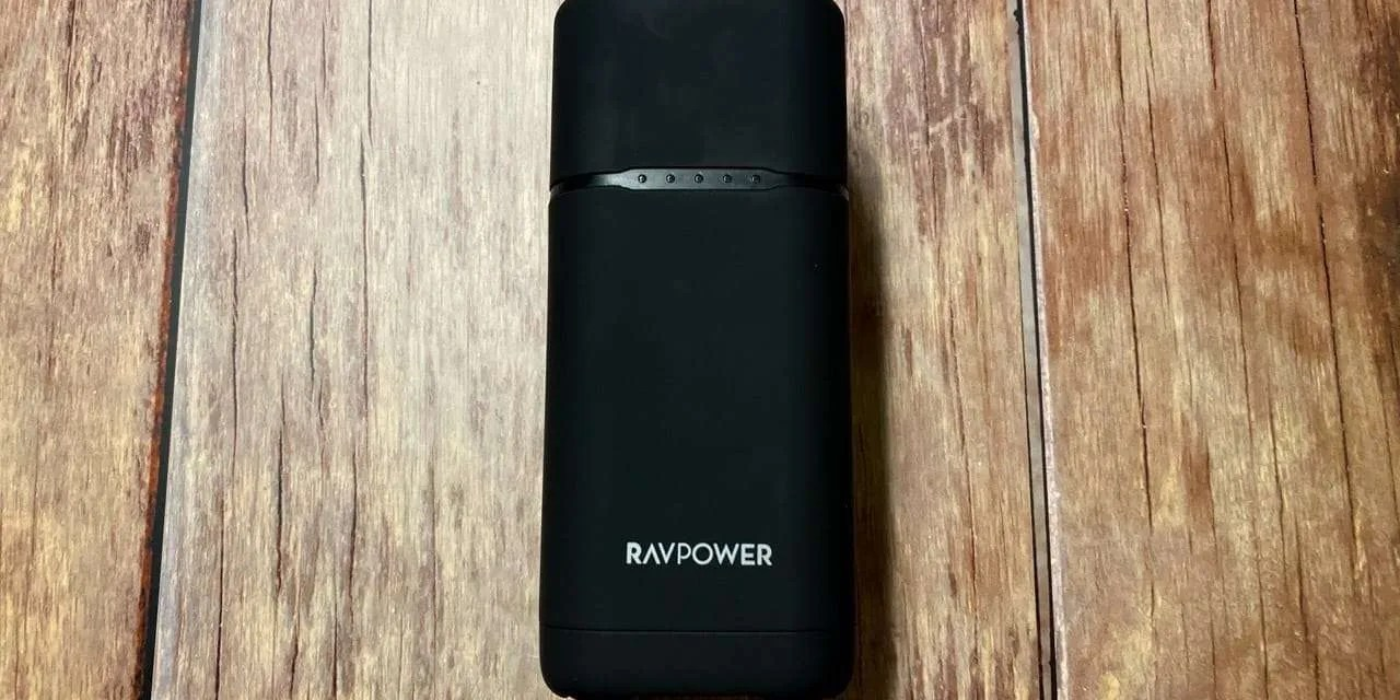 RAVPOWER PD Pioneer 20000mAh 65W Power House REVIEW