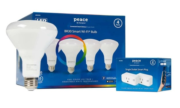 Hampton Products Launches New Peace By Hampton Line of Smart LED Lighting NEWS