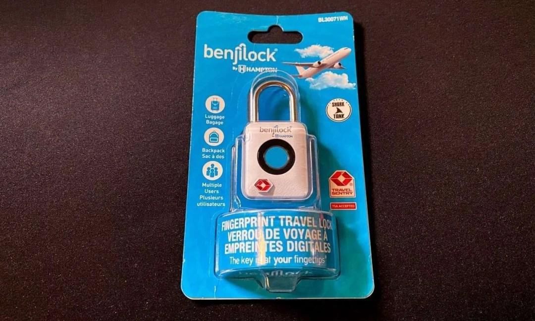 Benjilock-TSA-Padlock