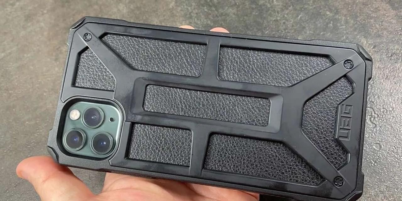UAG Monarch Series iPhone 11 Pro Max Case REVIEW
