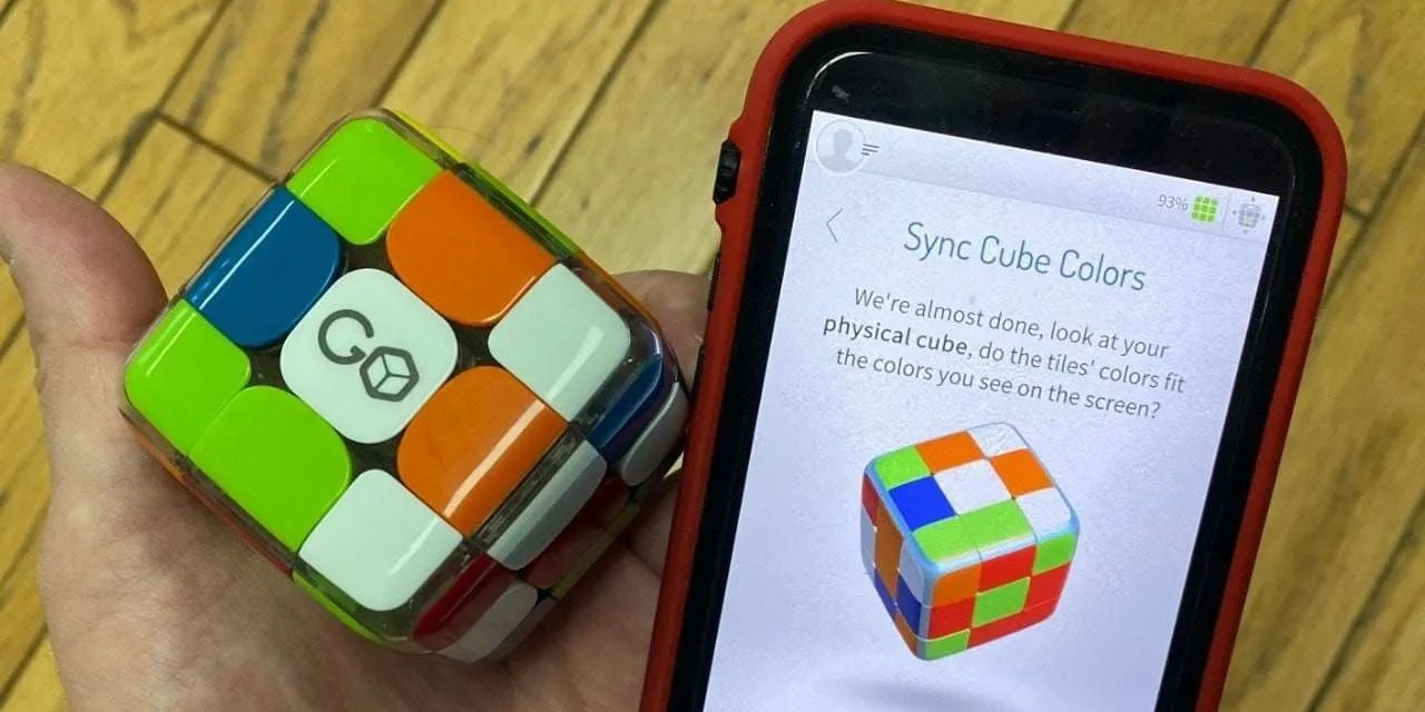Particula GoCube Review: Classic CUbe Reimagined