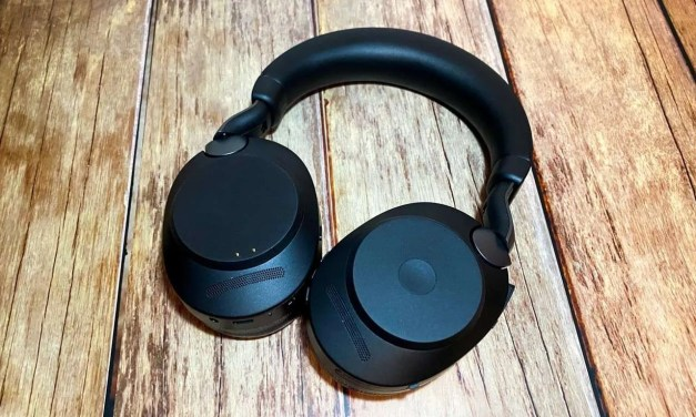 Jabra Evolve2 85 ANC Bluetooth Headset REVIEW