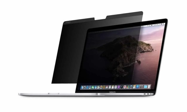 Kensington Ultra Thin Privacy Screens For MacBook Users NEWS