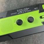 Gindoly Emergency Hand Crank Radio-Light REVIEW