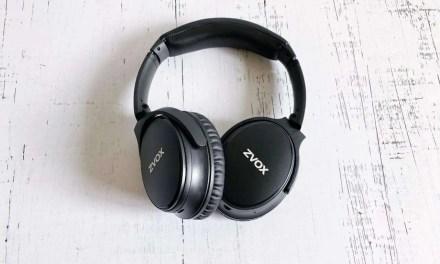 ZVOX AV50 AccuVoice Noise Cancelling Bluetooth Headphones REVIEW
