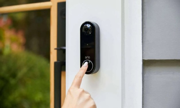 Arlo Unveils New Battery-Powered, Wire-Free Essential Video Doorbell NEWS