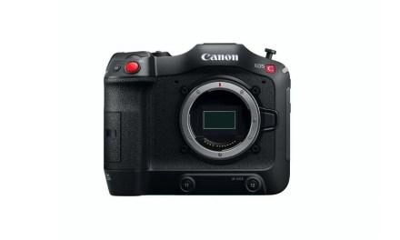 Ready For Action: The Canon EOS C70 4K Digital Cinema Camera Packs Cinema EOS Imaging Features Into Still Camera Ergonomics NEWS