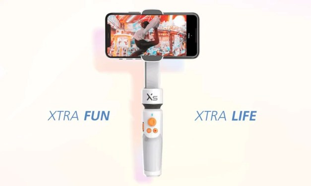 Zhiyun Presents SMOOTH-XS, a New Colorful Alternative of SMOOTH-X NEWS